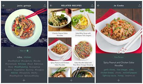handpick turns instagram   worlds largest recipe book