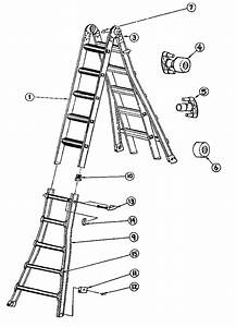 Genuine Little Giant Ladder Replacement Parts