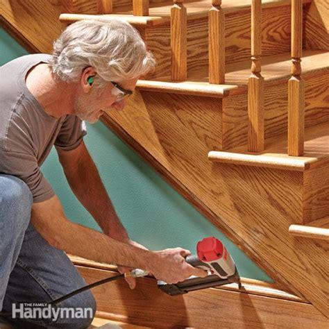 finish carpentry tips