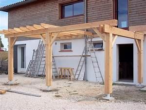 terrasses bois archives abribois31 constructions bois With terrasse beton sur pilotis