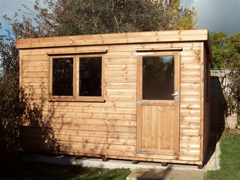 beaminster sheds quality wooden buildings