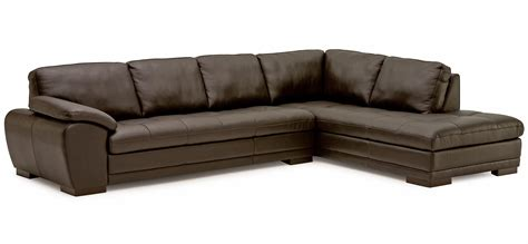 chaise miami palliser miami contemporary 2 sectional sofa with