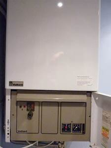 Service And Repair Vaillant Combi  Service Gas Fire