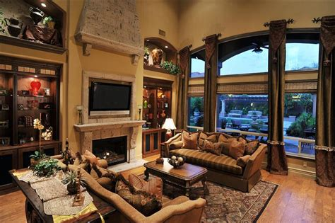 Tuscan Living Room Ideas For A Breezy Feel  Home Interior
