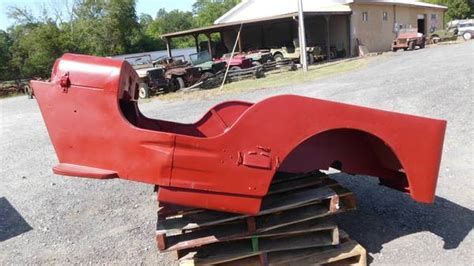 Willys Tub For Sale by Parts Ewillys