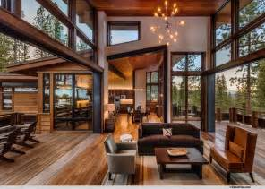 mountain home interior design modern rustic mountain home modern mountain homes to take you away interior