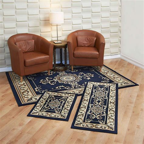 Brown Sofa And Rug In Living Room Area Rug Sets Home Depot Area Rug Living