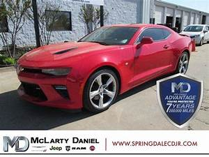 Used 2016 Chevrolet Camaro Ss Coupe Springdale  Ar 72764