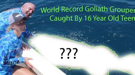 grouper goliath record