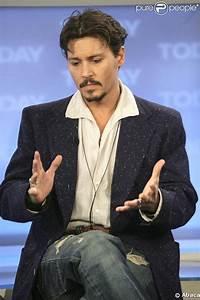 Johnny Depp s'est fait remonter les bretelles par Marlon ...