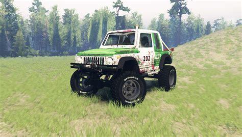 Suzuki Samurai Tires by Suzuki Samurai Trophystorm For Spin Tires