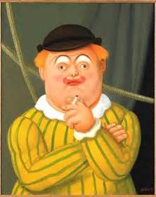 Fernando Botero Circus People
