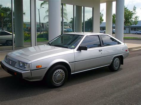 mitsubishi cordia hooniverse lost car weekend the 1982 88 mitsubishi