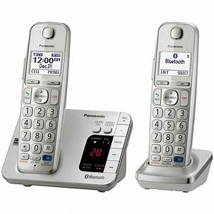 Panasonic Cordless Phones Link2cell 2