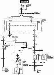 chevy truck horn wiring diagram