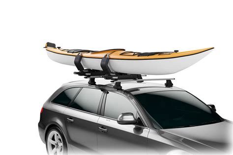 kayak carrier for car without roof rack kayak racks information a guide to vehicle kayak racks