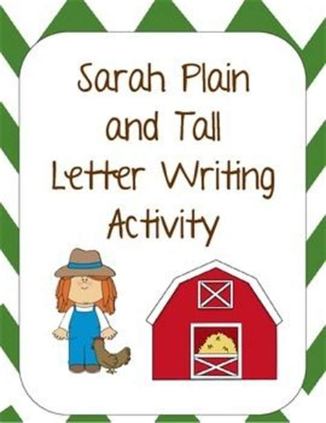 19 Best Images About Sarah Plain And Tall On Pinterest  Activities, Assessment And Word Search