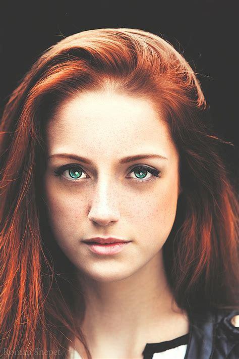 25 Best Red Hair Green Eyes Ideas On Pinterest