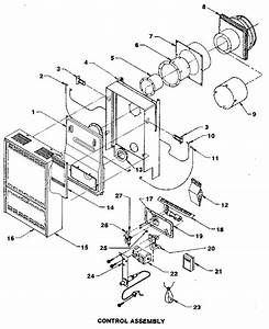 30 Williams Wall Furnace Parts Diagram