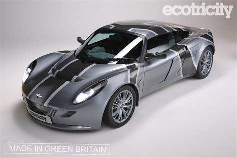 teslas nemesis electric lotus based sports car  uk