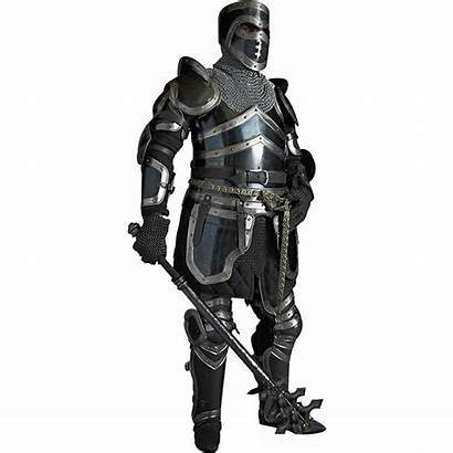 Armour Knight Complete Darkened Edward Medieval Collectibles