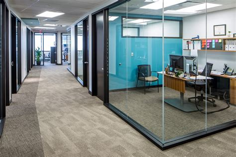 tenant improvement achieves desired space  meet clients