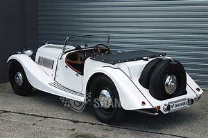 Sold  Morgan 4  4  U0026 39 Flat Nose U0026 39  Roadster Auctions