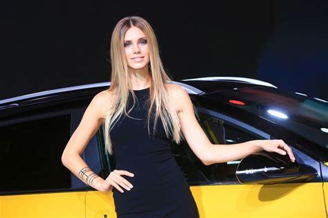 Iaa Girls (girls Of The Frankfurt Motor Show)