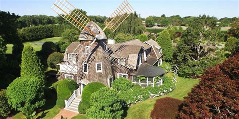 derose windmill house hamptons home