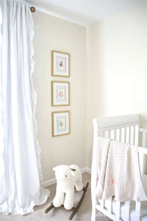 best cream paint color home nursery paint colors