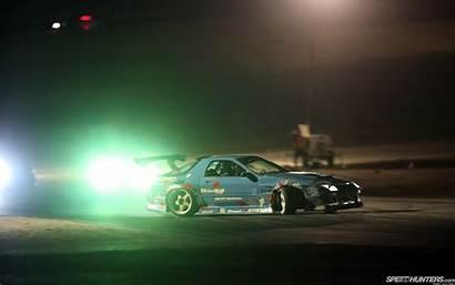 Drift Rx Mazda Night Cars 1080p