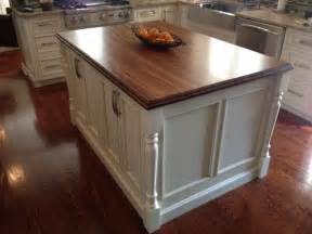 how to add a kitchen island kitchen island spindle legs add texture shabby chic kitchen pinte