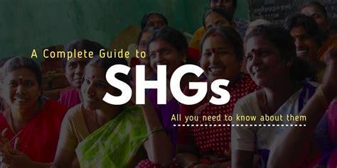 A Complete Guide To Shgs