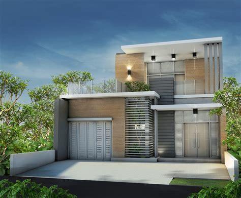desain rumah  lantai ukuran  sobat interior rumah