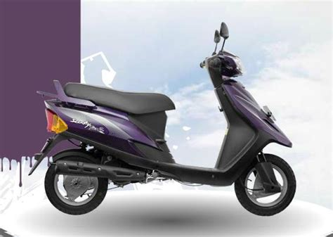 Tvs Dazz Wallpaper by Tvs Scooty Teenz Price Specs Review Pics Mileage In India