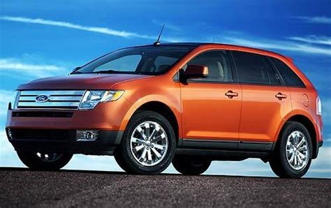 ford crossover 2007 used 2007 ford edge for sale pricing features edmunds