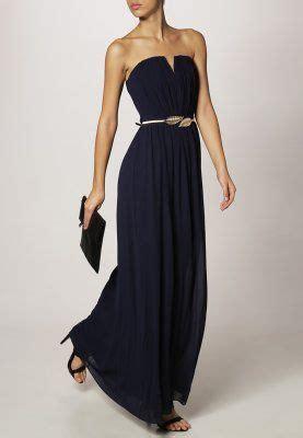 robe de temoin mariage zalando robe longue bleu nuit zalando t 233 moin mariage