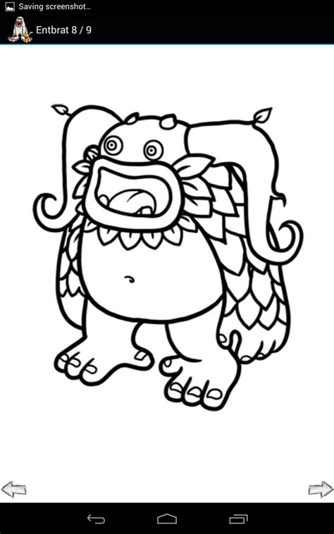 My Singing Monsters Coloring Pages Favorite Places