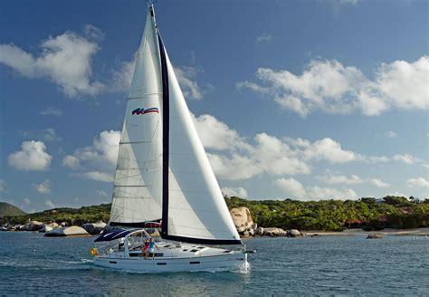 a bareboat charter in the british virgin islands sail
