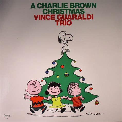 vince guaraldi trio o tannenbaum vince guaraldi trio a charlie brown christmas soundtrack