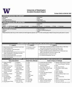 Free 13  Sample Accident Incident Reports In Ms Words