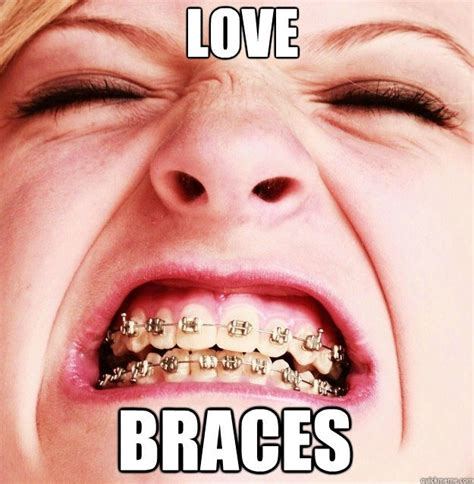 Braces Girl Meme - girls with braces meme www pixshark com images galleries with a bite