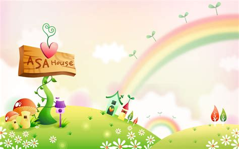 Fairy Tale Clipart Background