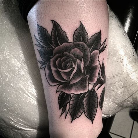 Gray And White Kitchen Ideas - black rose tattoos designs ideas and meaning tattoos for you