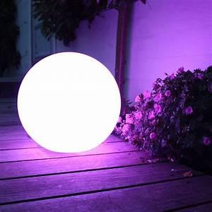 Solar led ball garden light super power lights co ltd