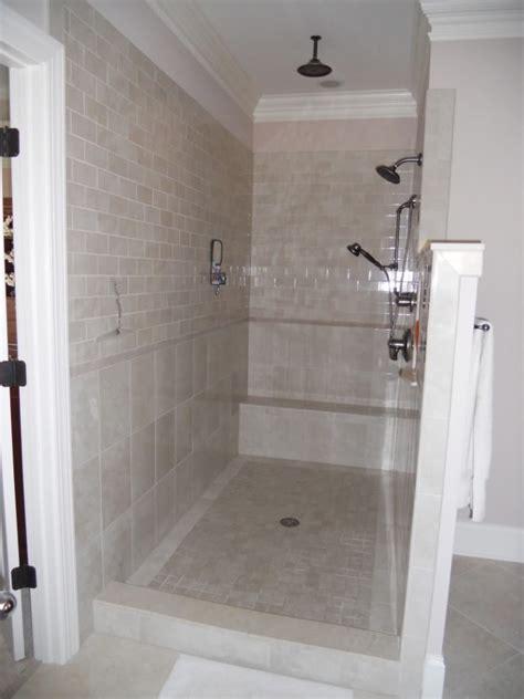 modern  classic walk  shower  doors homesfeed