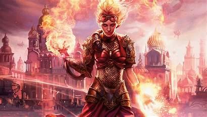Magic Gathering 4k Arena Wallpapers Fantasy Games