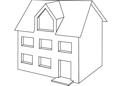 maison 71 b 226 timents et architecture coloriages 224 imprimer