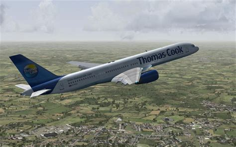 Thomas Cook UK Boeing 757-200 for FSX