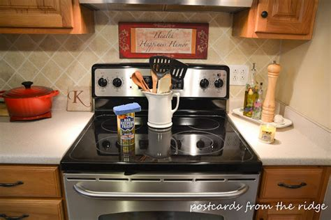 how to clean glass cooktop postcards from the ridge how to clean your glass cooktop